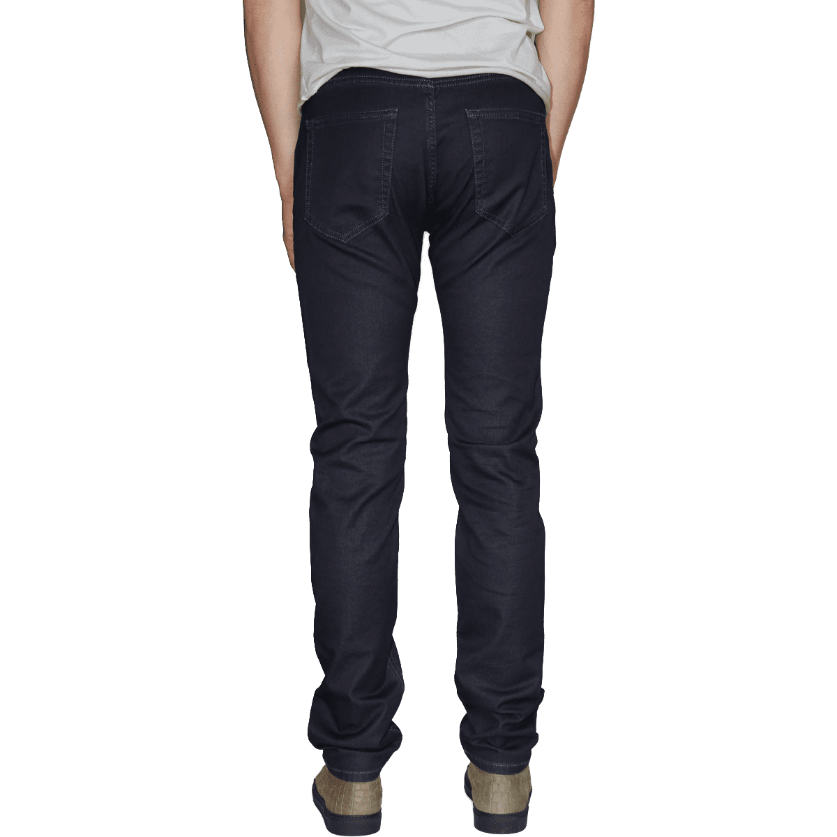 Cabinero Stiles Berlin PG Enjoy Jeans, Herrenhosen, made in Italy AW17-18 denim Blue-Green 3