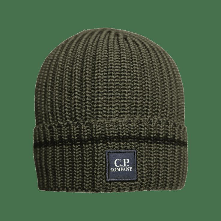 Cabinero Stiles C.P. Company Mütze grün 2