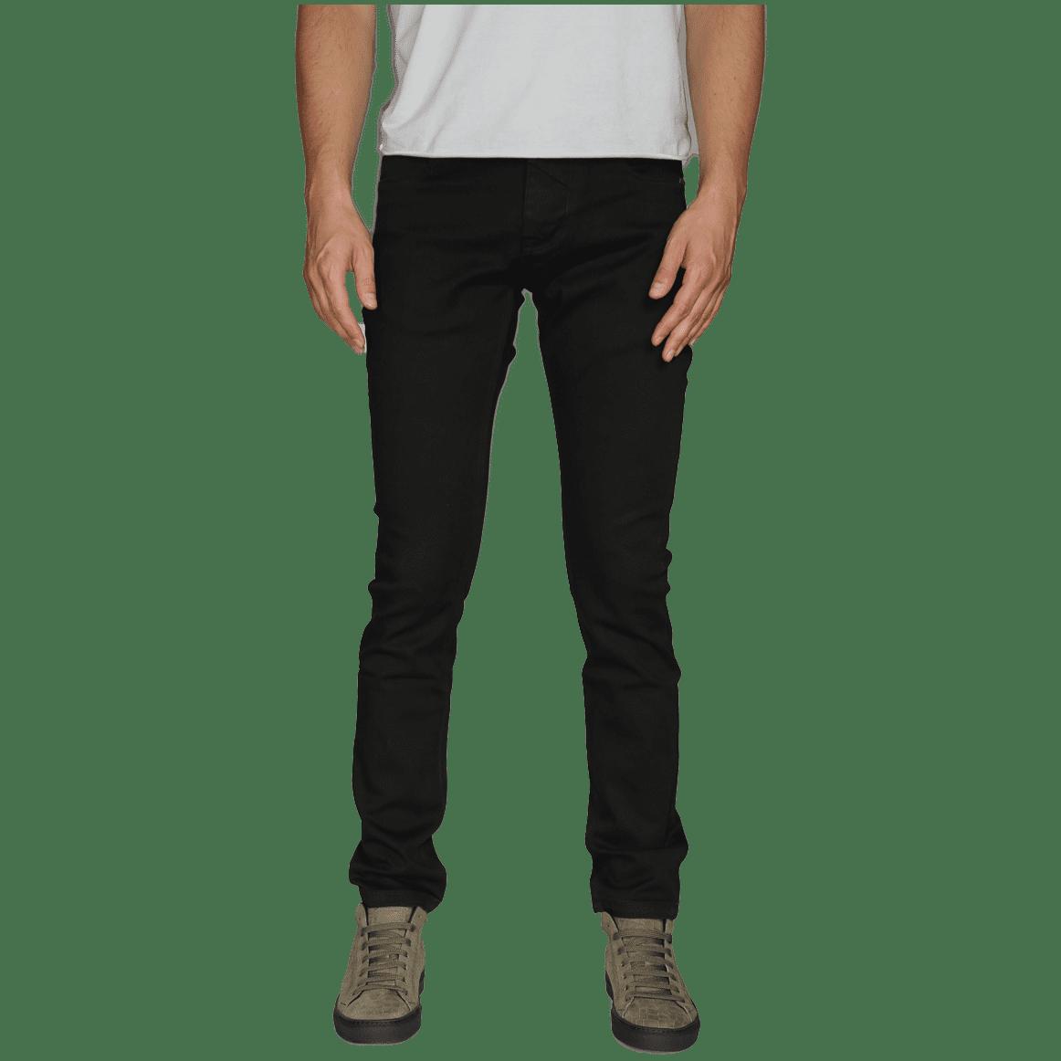Cabinero Stiles Berlin Jeans Johnny Love, schwarz Herrenhosen 2017 1