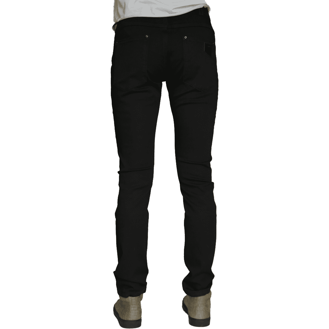 Cabinero Stiles Berlin Jeans Johnny Love, schwarz Herrenhosen 2017 2