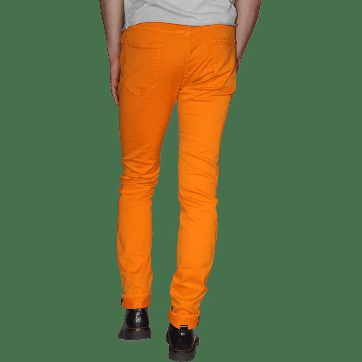 Cabinero Stiles Berlin PG Enjoy Jeans, Herrenhosen, made in Italy AW17-18 denim curry blue 4