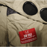 Cabinero Stiles Berlin C.P.Company 50 Fili Goggle Jacket #03CMOW180A-00008G AW17-18-3