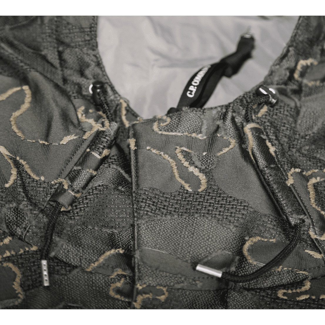 Cabinero Stiles Berlin C.P.Company Camouflage Jacket #03CMOW179A-005128W AW17-18.3