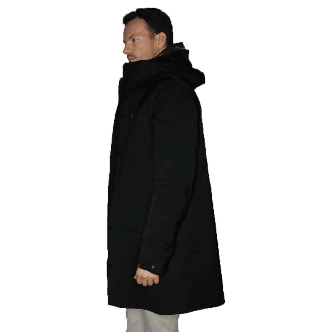 Cabinero Stiles Herrenmode Onlineshop C.P.Company P-Lastic Parka #03CMOW85A-005079A AW17-18