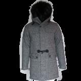 Cabinero Stiles Kleidung Herrenmode Onlineshop Connemara Walk-Woll-Parka mit Webpelz
