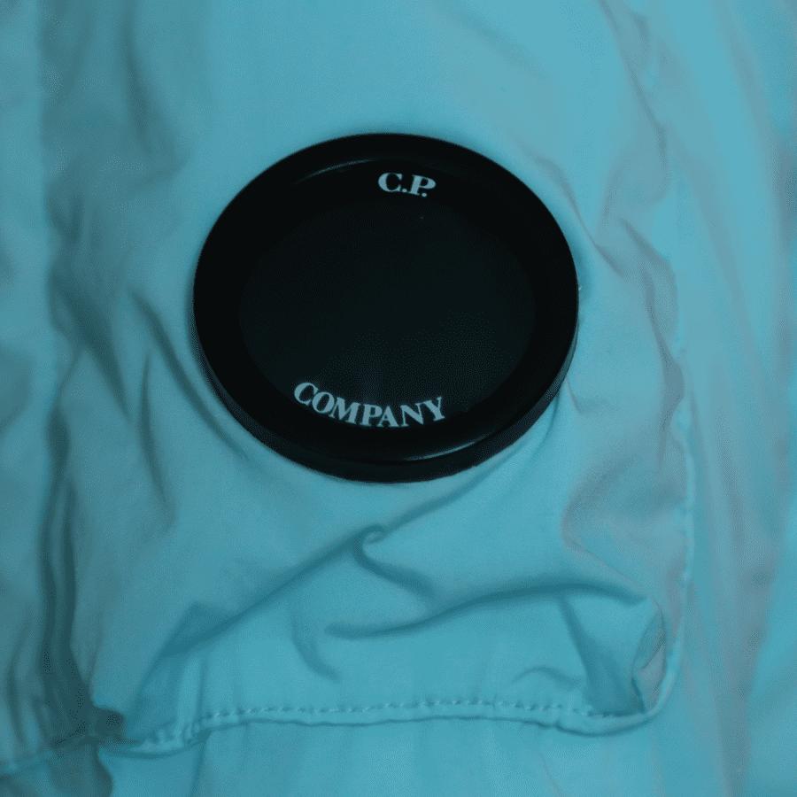 C.P. Company - Bomberjacke-Blouson Nycra in Blue #04CMOW121A001020G - Herren-Jacken - cp-company -Goggle- www.cabinero.de