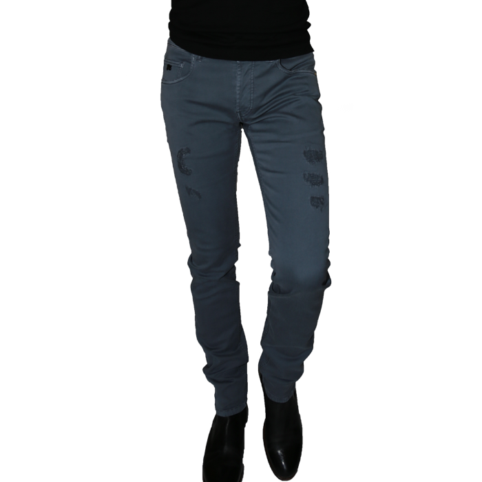 PG Enjoy Jeans auf www.cabinero.de - Stretchjeans Farbe Mittelgrau - Neue Kollektion
