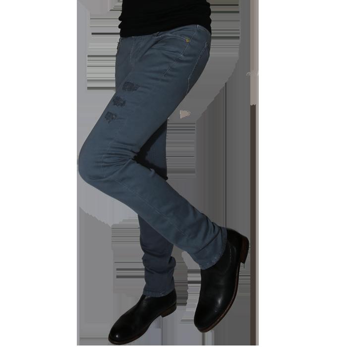 PG Enjoy Jeanskollektion auf www.cabinero.de - Stretch-Jeans Farbe Mittelgrau - NEW ARRIVAL