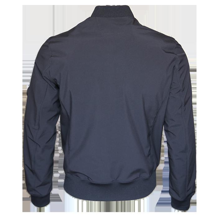 c.p. company Berlin Softshell-Short-Jacket #04CMOW029A005159A - total eclipse- www.cabinero.de