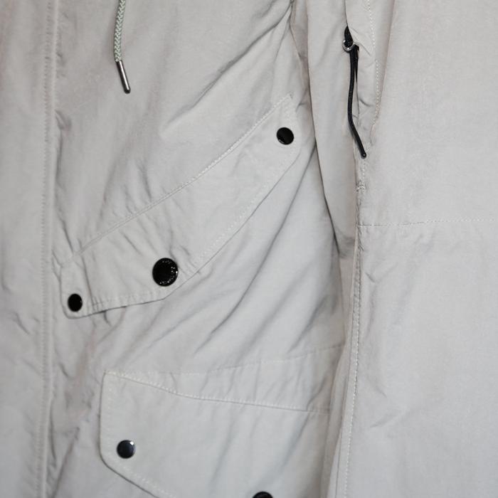 C.P. Company #04CMOW102A005189G Outerwear Long Jacket SS18 in Berlin-Mitte - Nikolaiviertel - Poststrasse 7 - www.cabinero.de