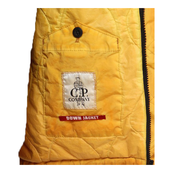 C.P. Company-Re-Colour Nycra Lens Hooded Short Jacket 05CMOW034A001020S231-cabinero-Berlin-Poststraße-7