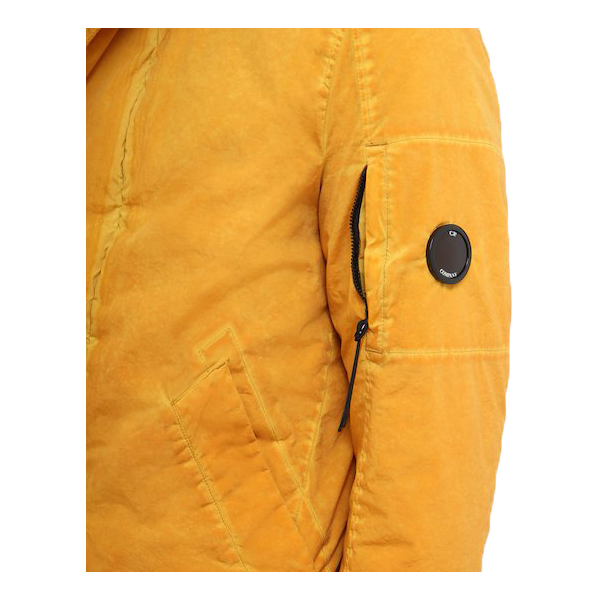 C.P. Company-Re-Colour Nycra Lens Hooded Short Jacket 05CMOW034A001020S231-www.cabinero.de
