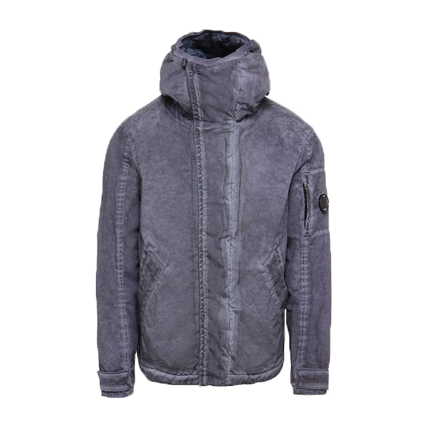 C.P. Company-Re-Colour Nycra Lens Hooded Short Jacket 05CMOW034A001020S392-www.cabinero.de