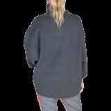 Elias Rumelis Ladies oversize Sweater Merinda anthra melange www.cabinero.de Berlin