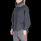 Elias Rumelis Ladies oversize Sweater Merinda anthra melange www.cabinero.de
