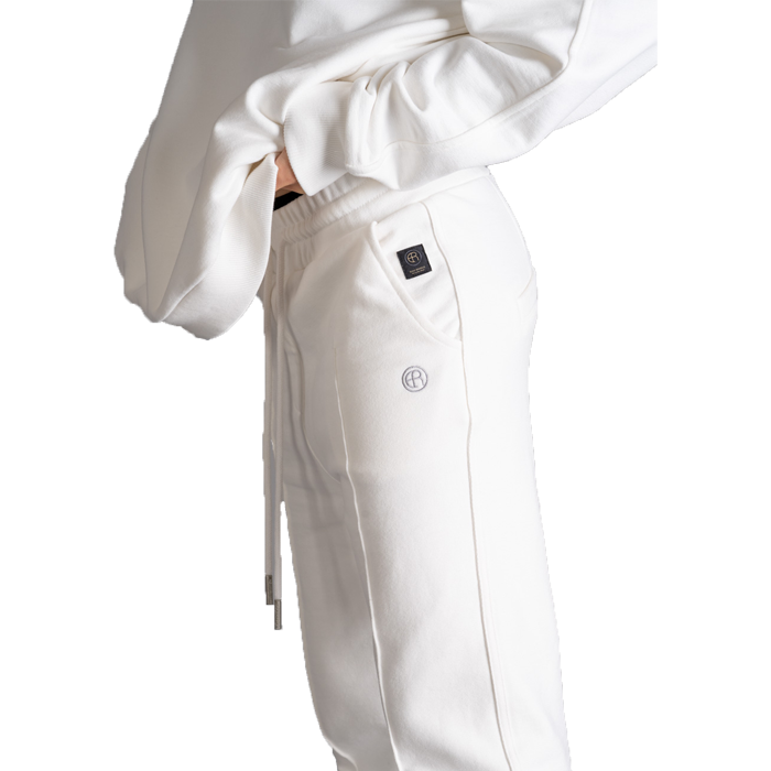 Elias Rumelis Monochrome Ladies Jogg Pants Abby off white www.cabinero.de