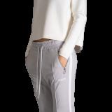 Elias Rumelis Monochrome Ladies Jogg Pants Florence veil grey www.cabinero.de Berlin