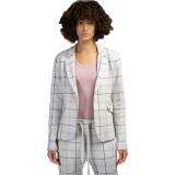 Elias Rumelis Ladies Blazer Leya soft off white check www.cabinero.de